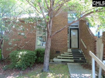 Columbia SC Townhouse For Sale: $37,500