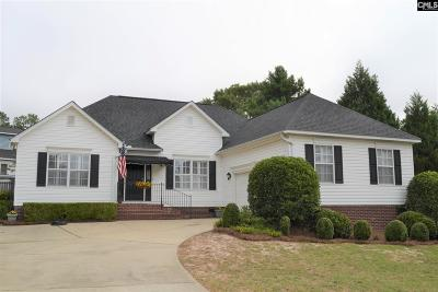 Cayce Single Family Home For Sale: 702 Moss Creek