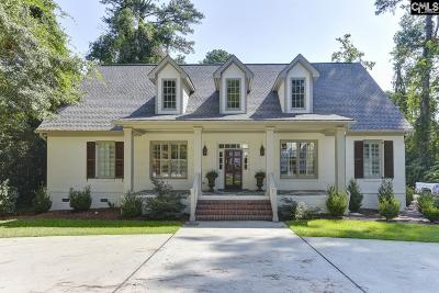 Columbia SC Single Family Home For Sale: $849,900