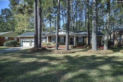 Columbia SC Single Family Home For Sale: $149,999