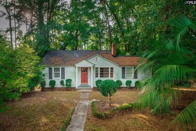 Forest Acres Single Family Home For Sale: 221 Partridge Drive