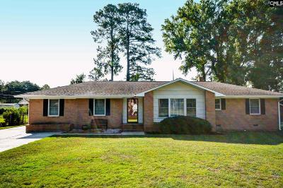 Columbia Single Family Home For Sale: 1014 Fairwood