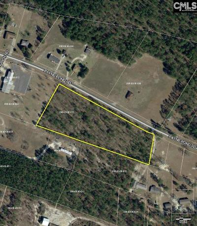 Kershaw County Residential Lots & Land For Sale: 77 Payne Pond