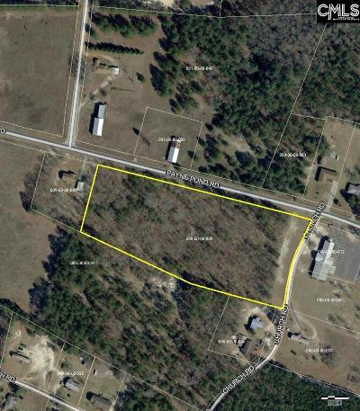 Kershaw County Residential Lots & Land For Sale: 45 Payne Pond