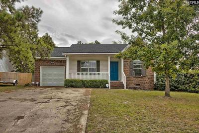 Columbia Single Family Home For Sale: 214 Carriage Oaks