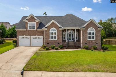 West Columbia Single Family Home For Sale: 252 Lake Frances Dr