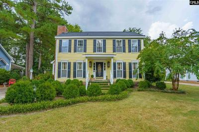 Richland County Single Family Home For Sale: 108 Hampton Trace