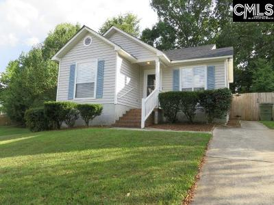 Irmo Single Family Home For Sale: 201 Stockland