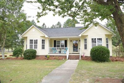 Leesville SC Single Family Home For Sale: $195,000
