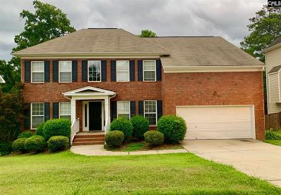 Irmo SC Single Family Home For Sale: $235,000