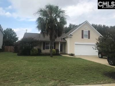 Lexington SC Single Family Home For Sale: $180,000