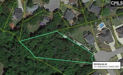 Lake Murray Residential Lots & Land For Sale: 211 Emerald Oaks
