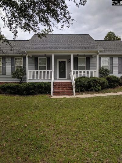 Batesburg, Leesville Single Family Home For Sale: 2967 Pond Branch