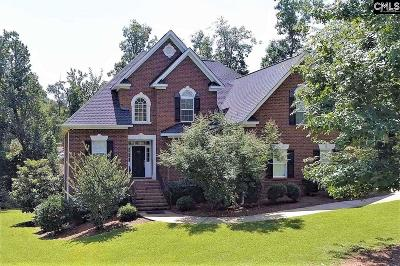 Lexington County, Newberry County, Richland County, Saluda County Single Family Home For Sale: 125 Magnolia Key