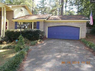 Columbia Single Family Home For Sale: 513 Keswick