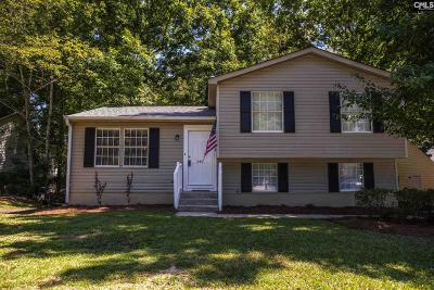 Lexington Single Family Home For Sale: 245 Saddlebrooke