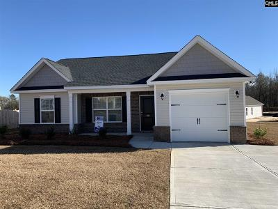 Single Family Home For Sale: 821 Frogmore Way