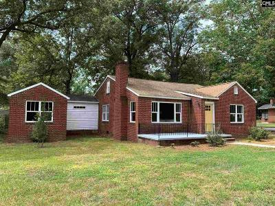 Lugoff Single Family Home For Sale: 265 Park Dr