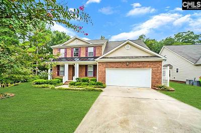 Irmo Single Family Home For Sale: 9 Hartfield