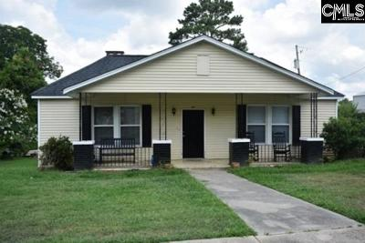 Newberry Single Family Home For Sale: 621 Main