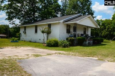 Batesburg, Leesville Single Family Home For Sale: 237 S Lee