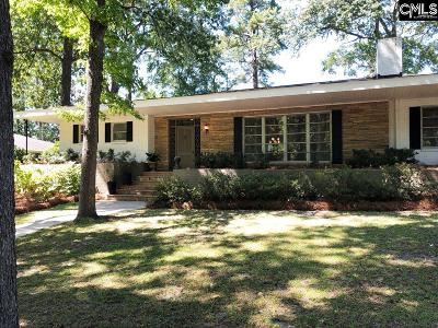 Cayce Single Family Home For Sale: 140 Deliesseline