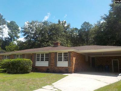 Columbia Single Family Home For Sale: 1430 Shady
