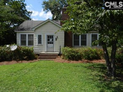 Batesburg, Leesville Single Family Home For Sale: 547 Gunter