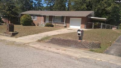 Single Family Home For Sale: 4317 Pine Forest
