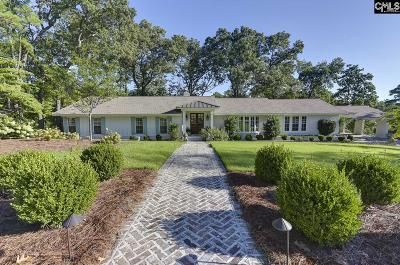 Columbia Single Family Home For Sale: 3125 Longleaf