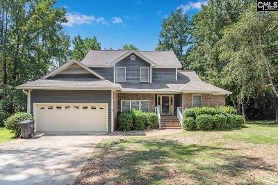 Lexington County Single Family Home For Sale: 134 Lake Vista Dr