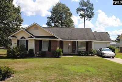 Columbia Single Family Home For Sale: 3 Cinderella