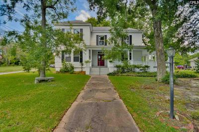 Newberry Single Family Home For Sale: 1720 College