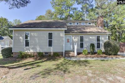 Lexington Single Family Home For Sale: 232 Mineral Springs