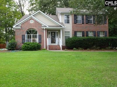Irmo Single Family Home For Sale: 15 Glenhawk