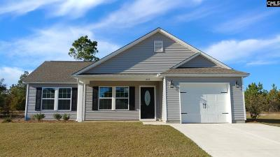 West Columbia Single Family Home For Sale: 1050 Ebbtide