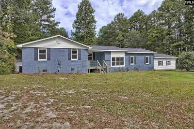 Lexington County Single Family Home For Sale: 1500 Old Barnwell