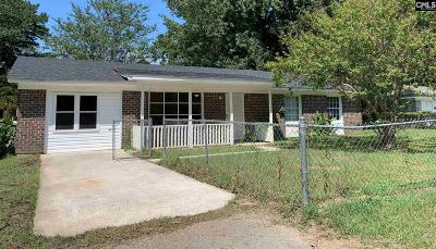 Cayce Single Family Home For Sale: 434 Riverside