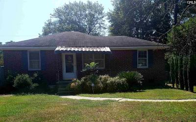 Cayce Single Family Home For Sale: 1301 Pine