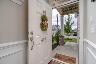 Lexington Single Family Home For Sale: 417 Hosea