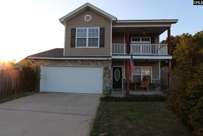 West Columbia Single Family Home For Sale: 129 Parkstone
