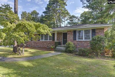 Single Family Home For Sale: 4017 Rockbridge