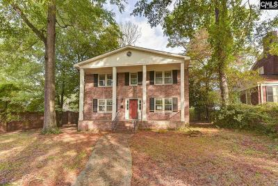 Single Family Home For Sale: 2501 Canterbury