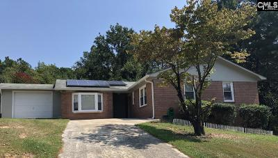Cayce, Springdale, West Columbia Single Family Home For Sale: 1554 Coolbreeze