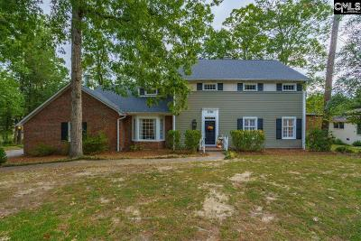 Lexington County Single Family Home For Sale: 1700 Quail Lake