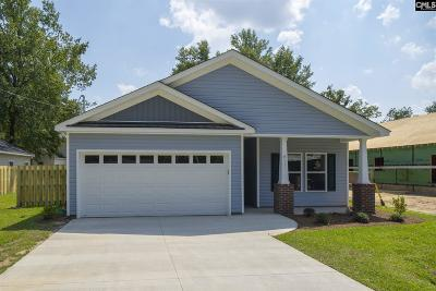 Cayce Single Family Home For Sale: 817 Poplar