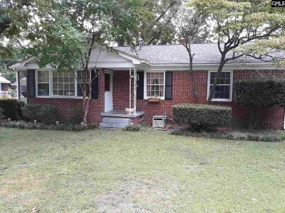 Cayce Single Family Home For Sale: 1403 Prentiss