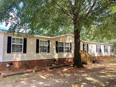 Batesburg, Leesville Single Family Home For Sale: 309 Bedenbaugh