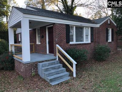 Single Family Home For Sale: 3916 Eureka