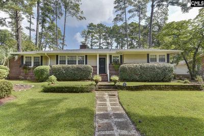 Columbia Single Family Home For Sale: 4738 Fernwood